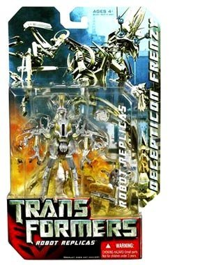 Transformers: The Movie Robot Replicas > Frenzy Action Figure