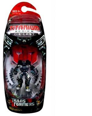 Transformers The Movie: Titanium Series > Ironhide Action Figure
