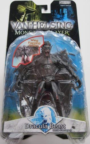 Van Helsing: Monster Slayer Series 3 Dracula Beast with Battle Damage