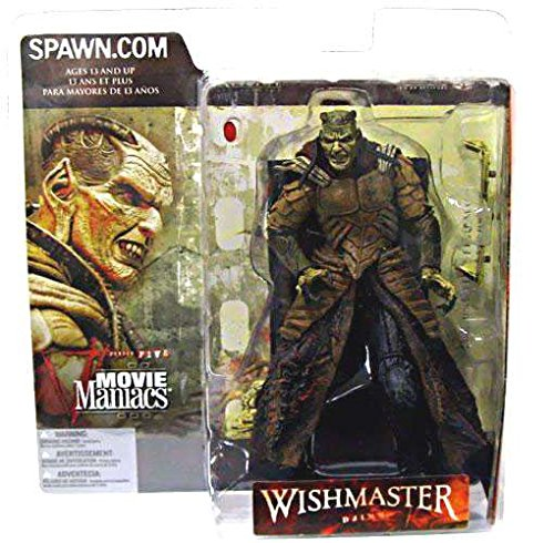 Wishmaster - The Djinn - Movie Maniacs Action Figure