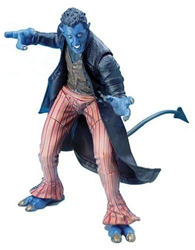 "X-Men 12"" Poseable Roto Figure: Nightcrawler"