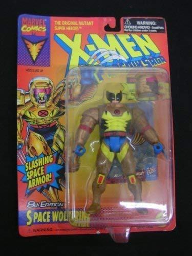 X-Men 8th Edition Space Wolverine