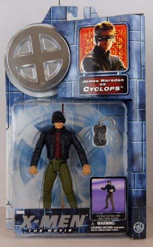 X-Men: The Movie Series 2 Cyclops Action Figure