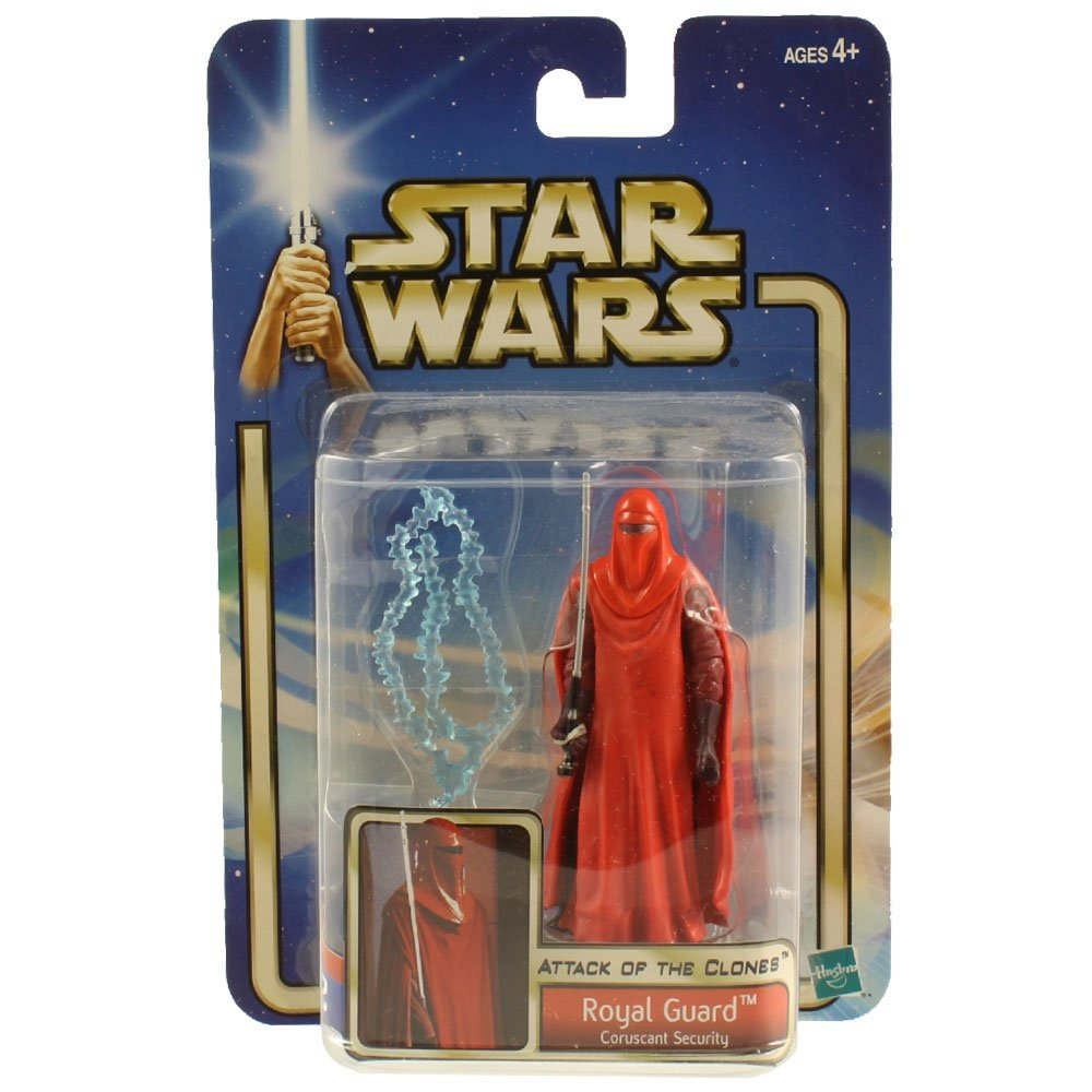 Star Wars- Attack of the Clones-ROYAL GUARD