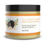 Old Fashioned Scalp and Hair Grease