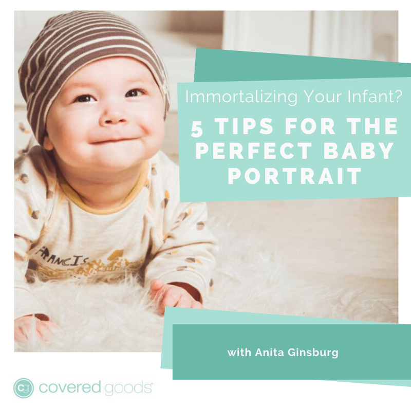 5 Tips for the Perfect Baby Portrait