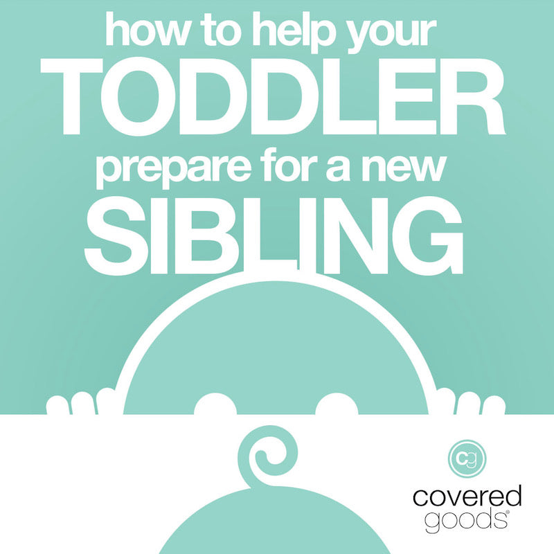 How to Help Your Toddler Prepare for a New Sibling