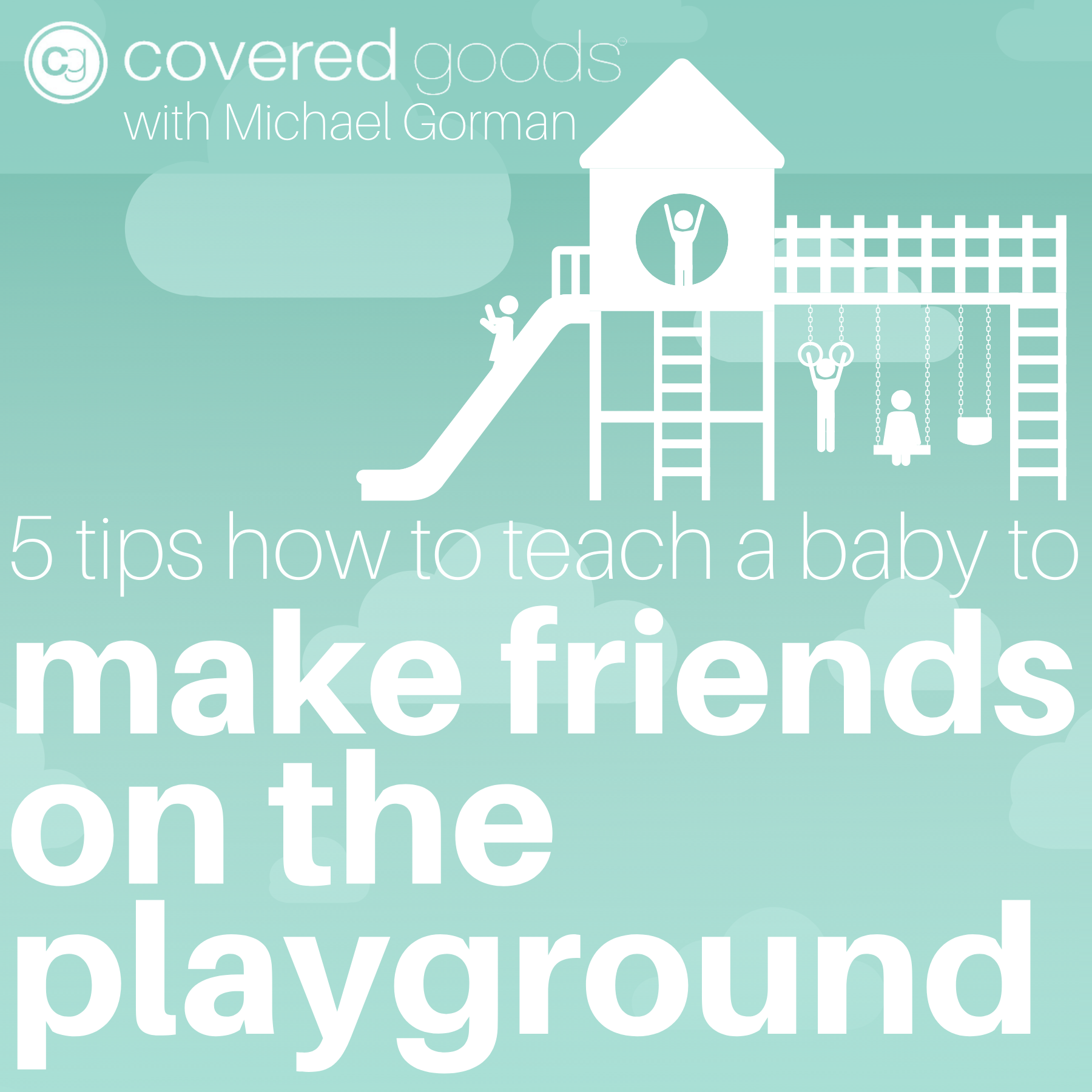 5 Tips How to Teach a Baby to Make Friends on the Playground