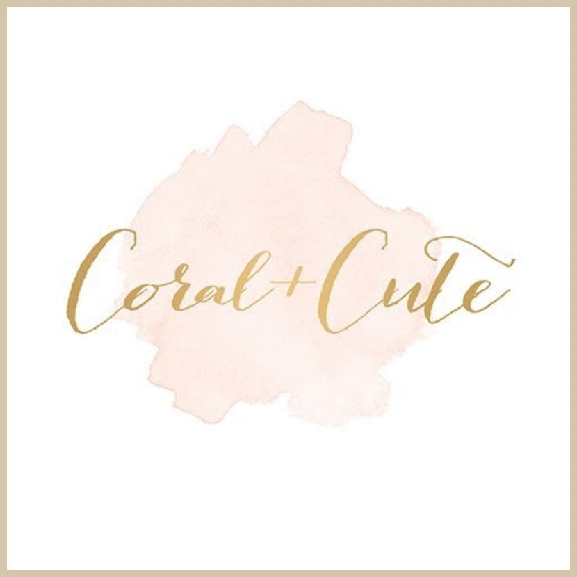 Coral and Cute