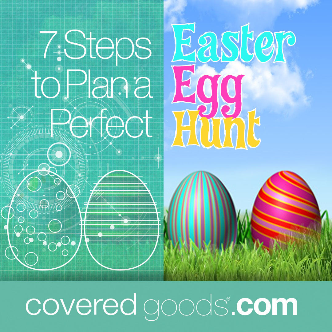 7 Steps To Planning An Easter Egg Hunt For Kids Covered