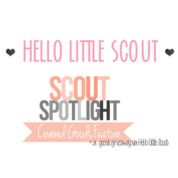 Hello Little Scout