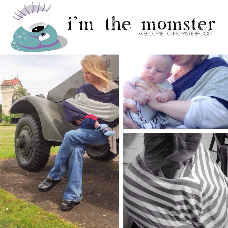 I'm the Momster