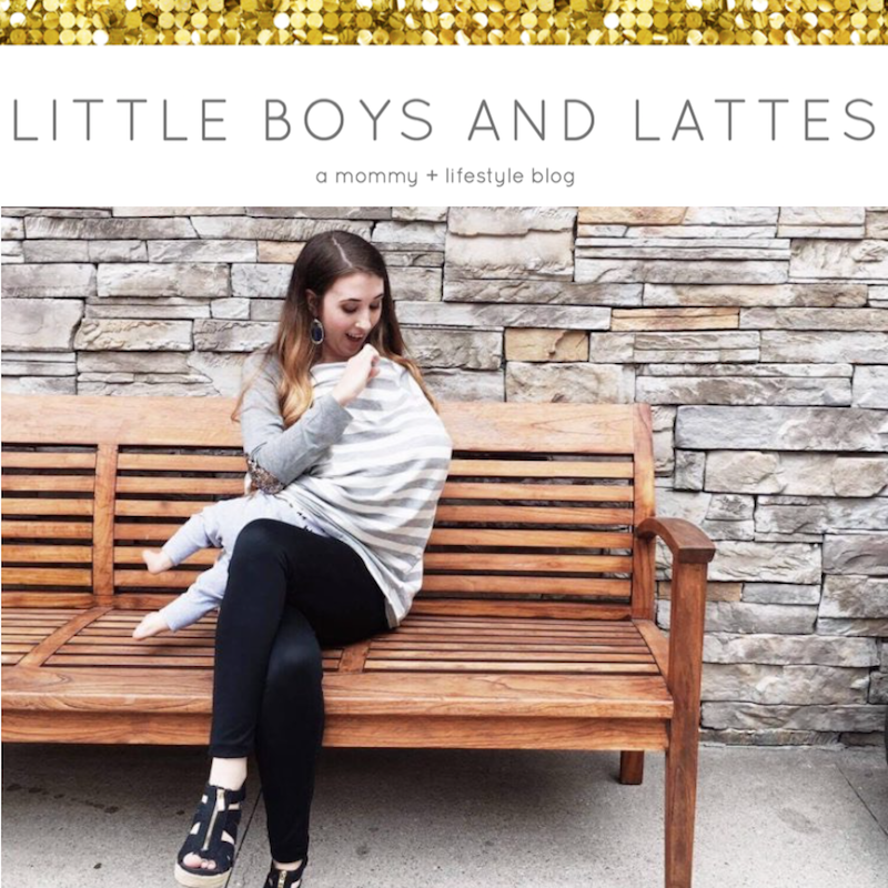 Little Boys and Lattes