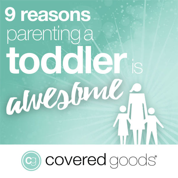 9 Reasons We Think Parenting a Toddler is Awesome
