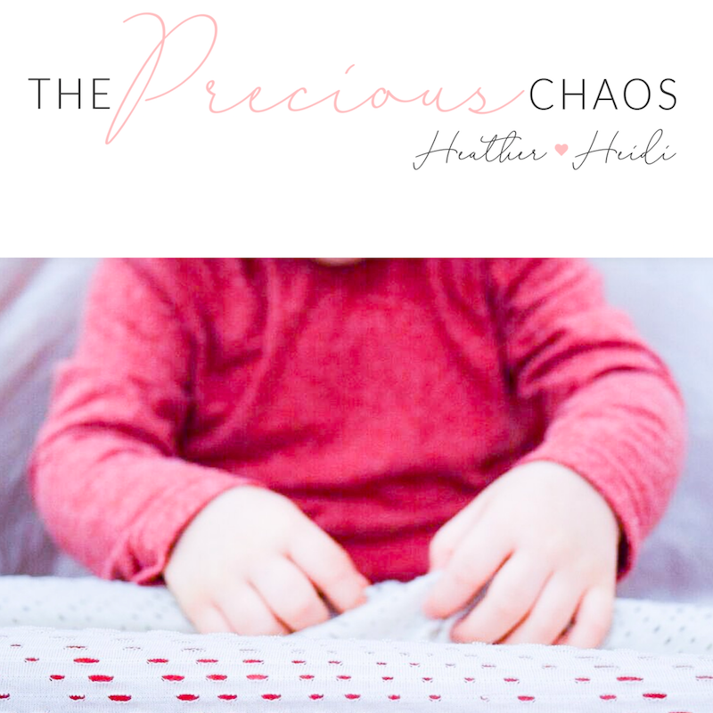 The Precious Chaos Blog