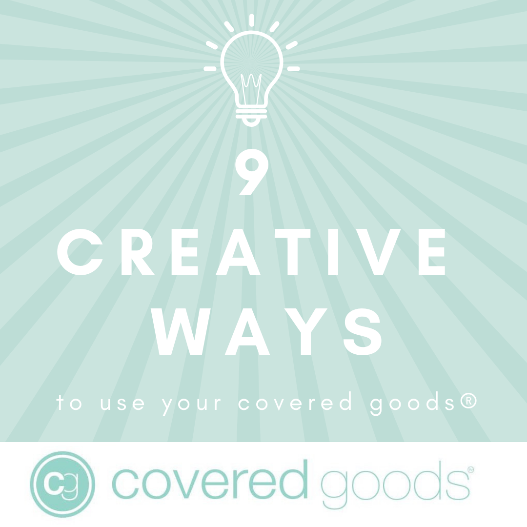 9 Creative Ways to Use Your Covered Goods® Nursing Cover