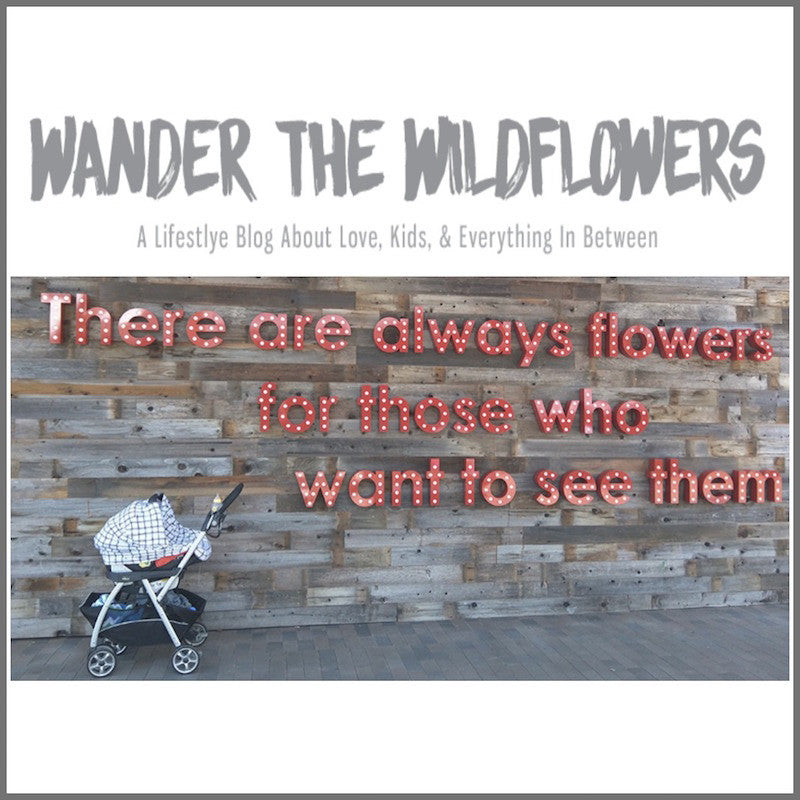 Wander the Wildflowers