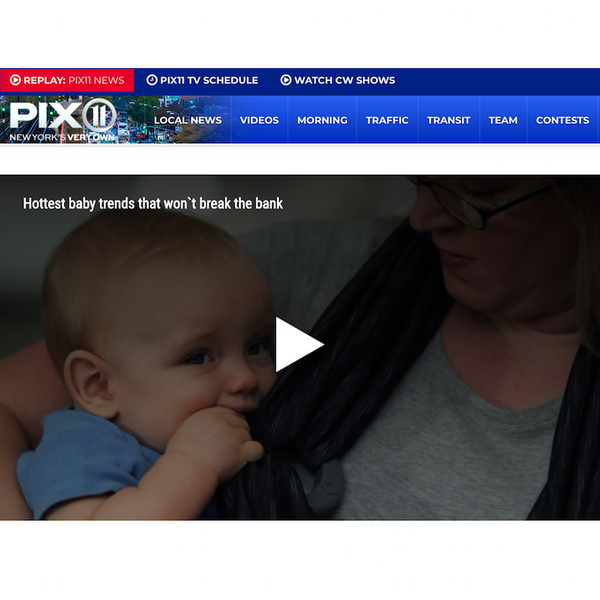 PIX11: Hottest Baby Trends
