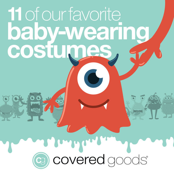 The Best Babywearing Halloween Costumes
