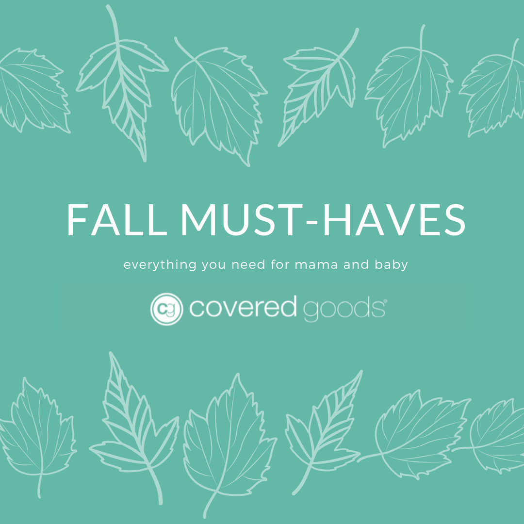 Fall Must-Haves for Baby