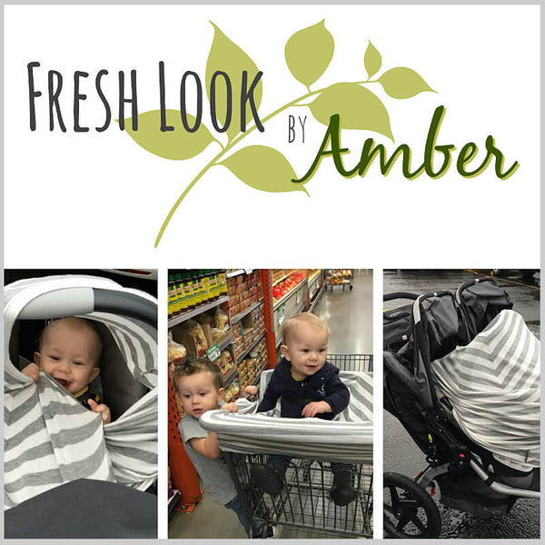 Amber of Fresh Look by Amber loves her Covered Goods