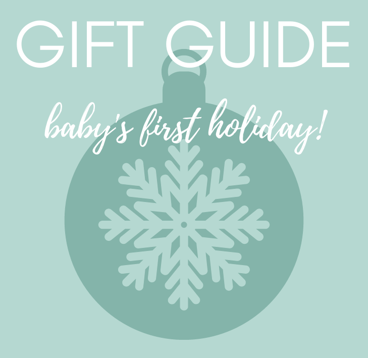 Covered Goods® Gift Guide: Baby's First Holiday