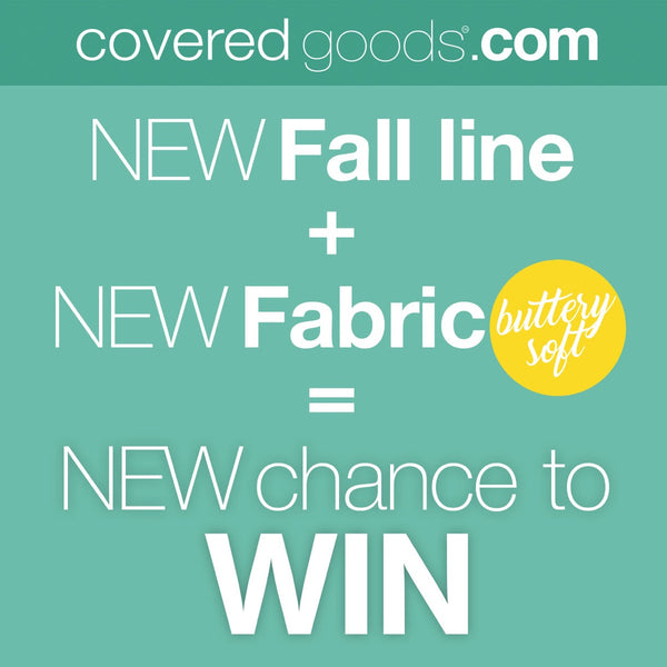 Some Big Announcements about Our New Line (+ Enter to Win!)