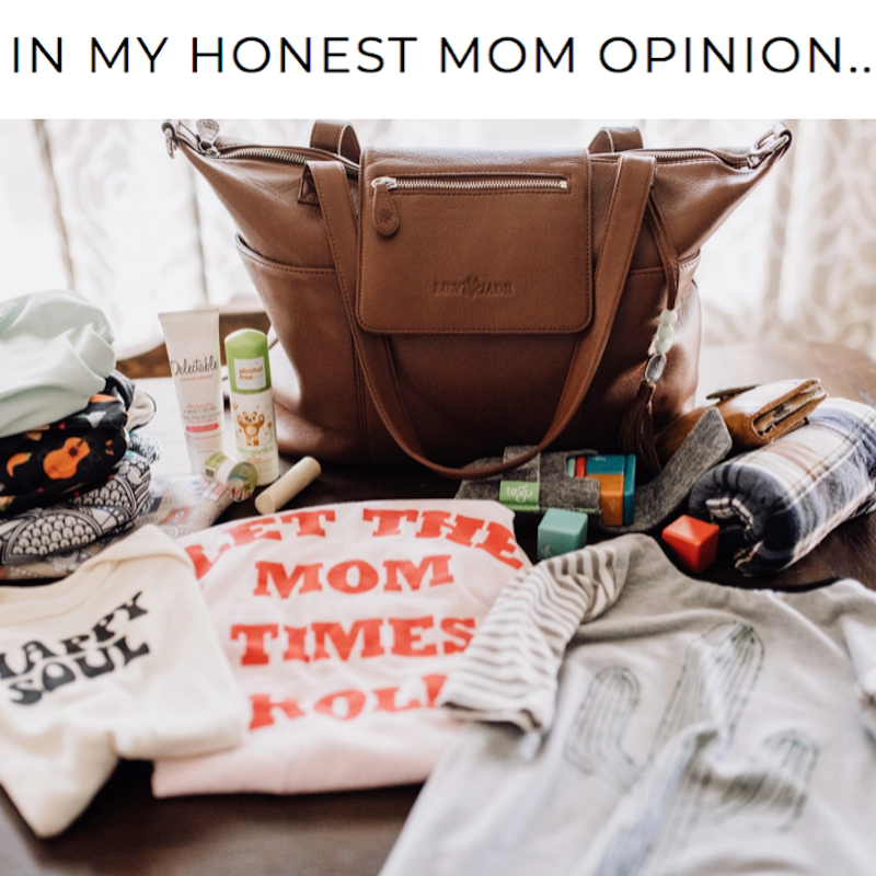 In My Honest Mom Opinion...