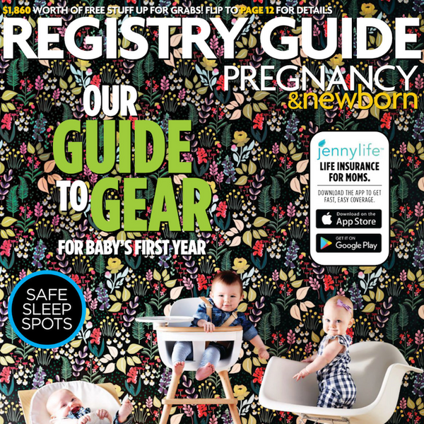 Pregnancy & Newborn Registry Guide