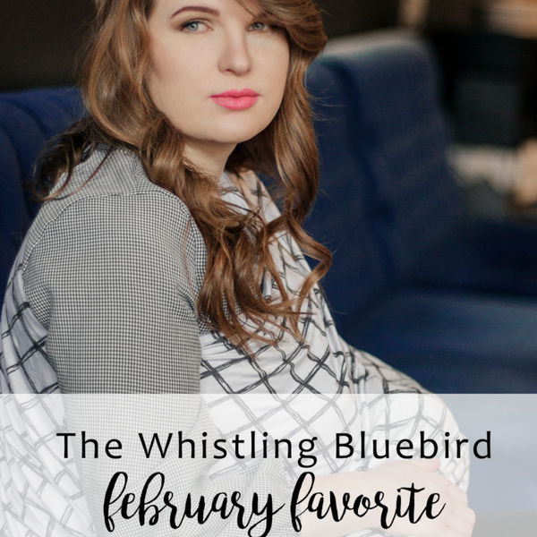 The Whistling Bluebird