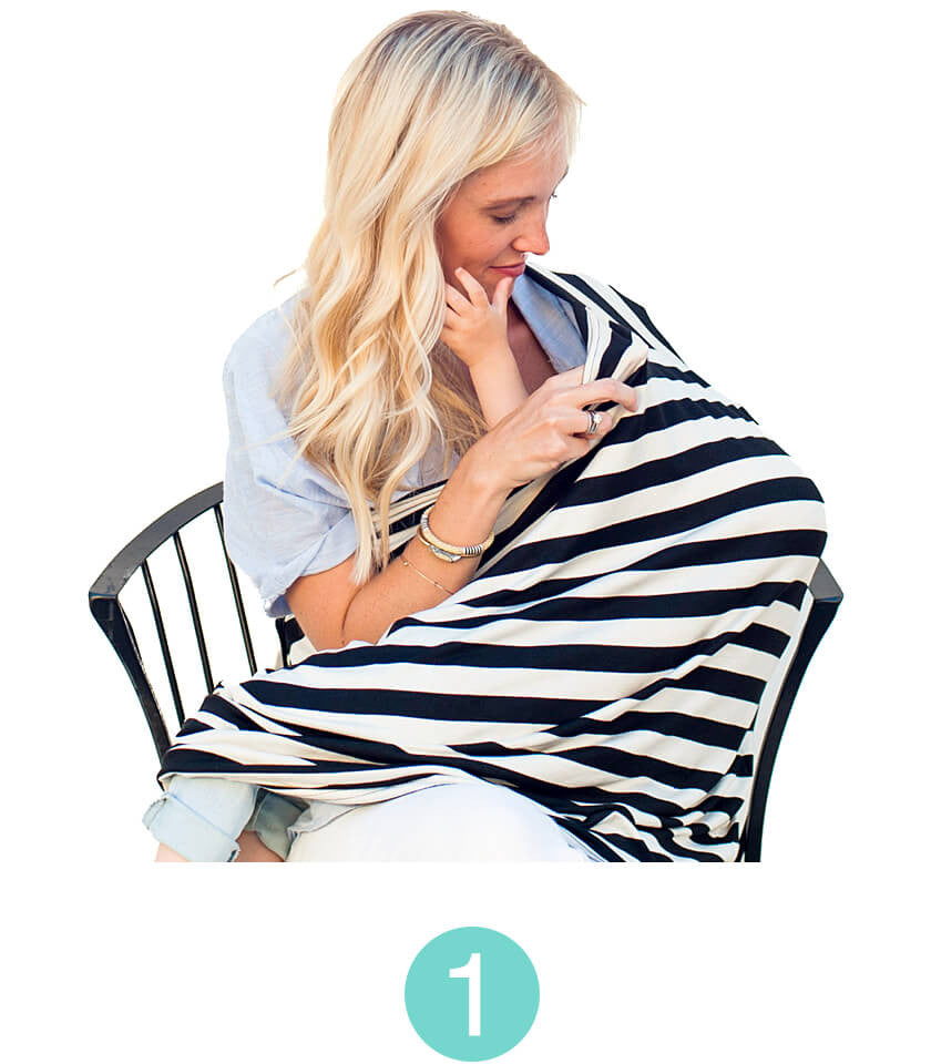 Covered Goods | Multi-use nursing covers | Breastfeeding Covers