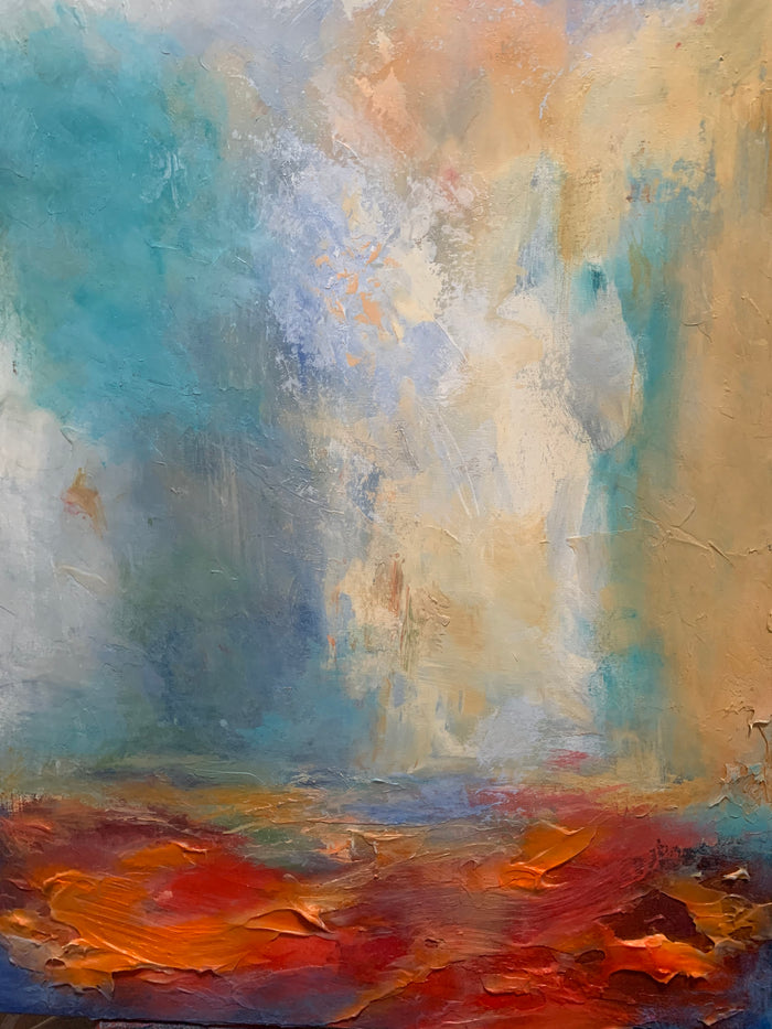 Classic Turner by Ginger Fox, 40 x 30 in