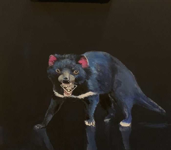 The Tasmanian Devil (Wears Prada) IN PROCESS