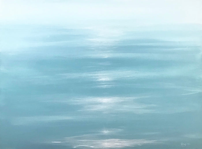 Coast by Ginger Fox, 30 x 40 in