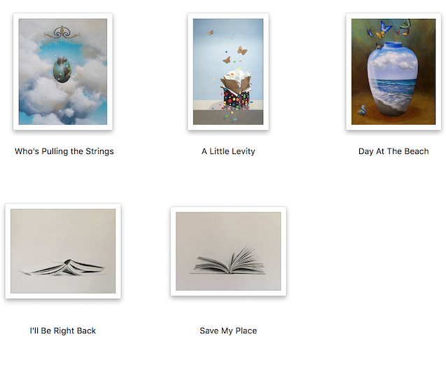 Surrealism Objects Prints