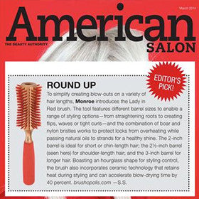 EDITOR PICK: American Salon Names Lady In Red!