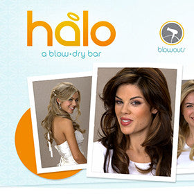 ON LOCATION: Halo Blow-Dry Bar California