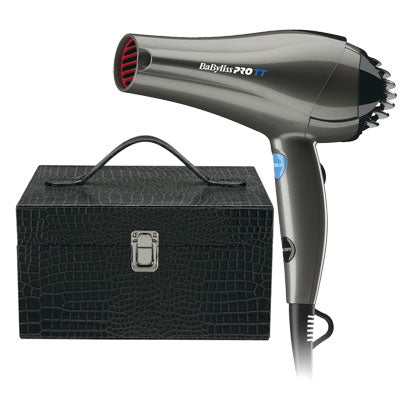Professional Tourmaline Hair Dryer with Travel Case