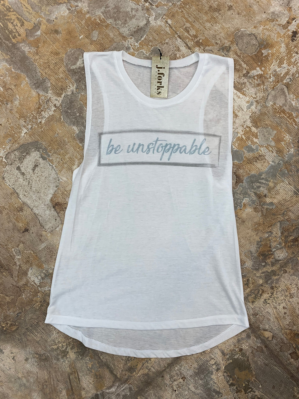 1219 Be Unstoppable Tank