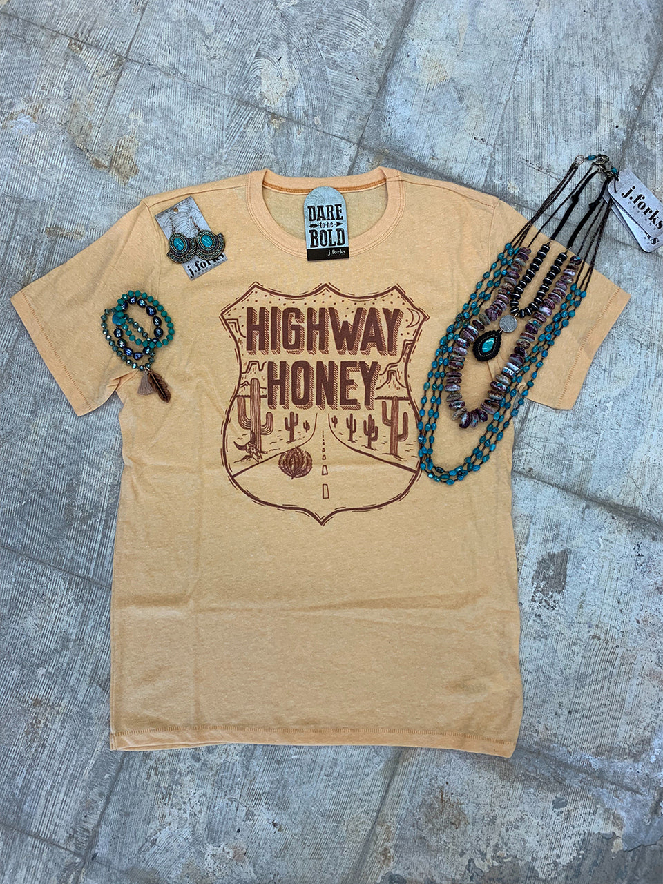 1096 Highway Honey Tee