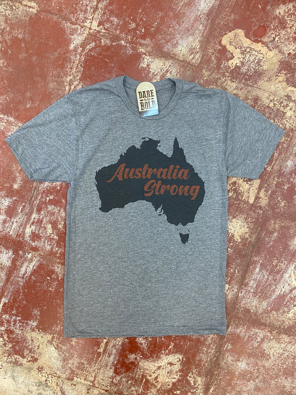 Australia Strong Tee - Our way of Helping Australia