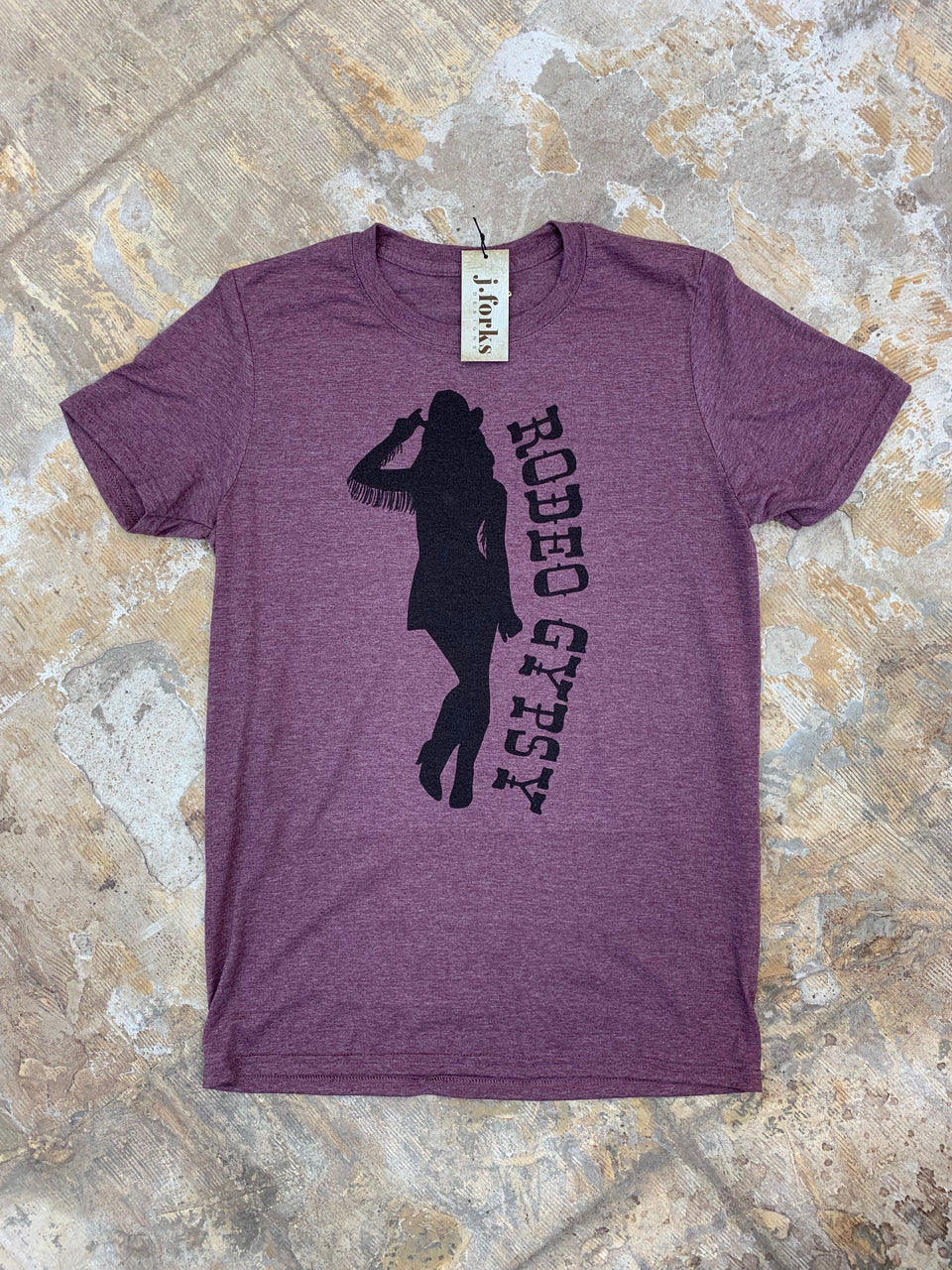 1149 Rodeo Gypsy Cowgirl Tee