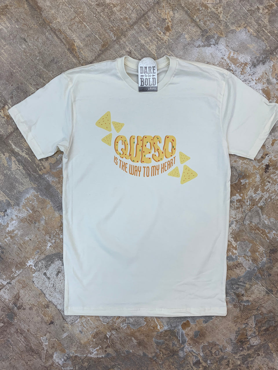 1304 Queso Tee