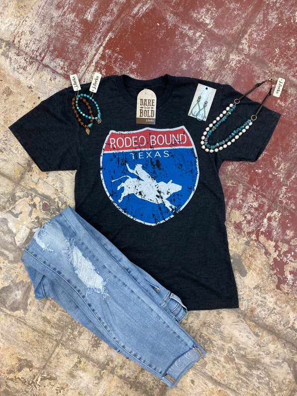 2137 Rodeo Bound Tee