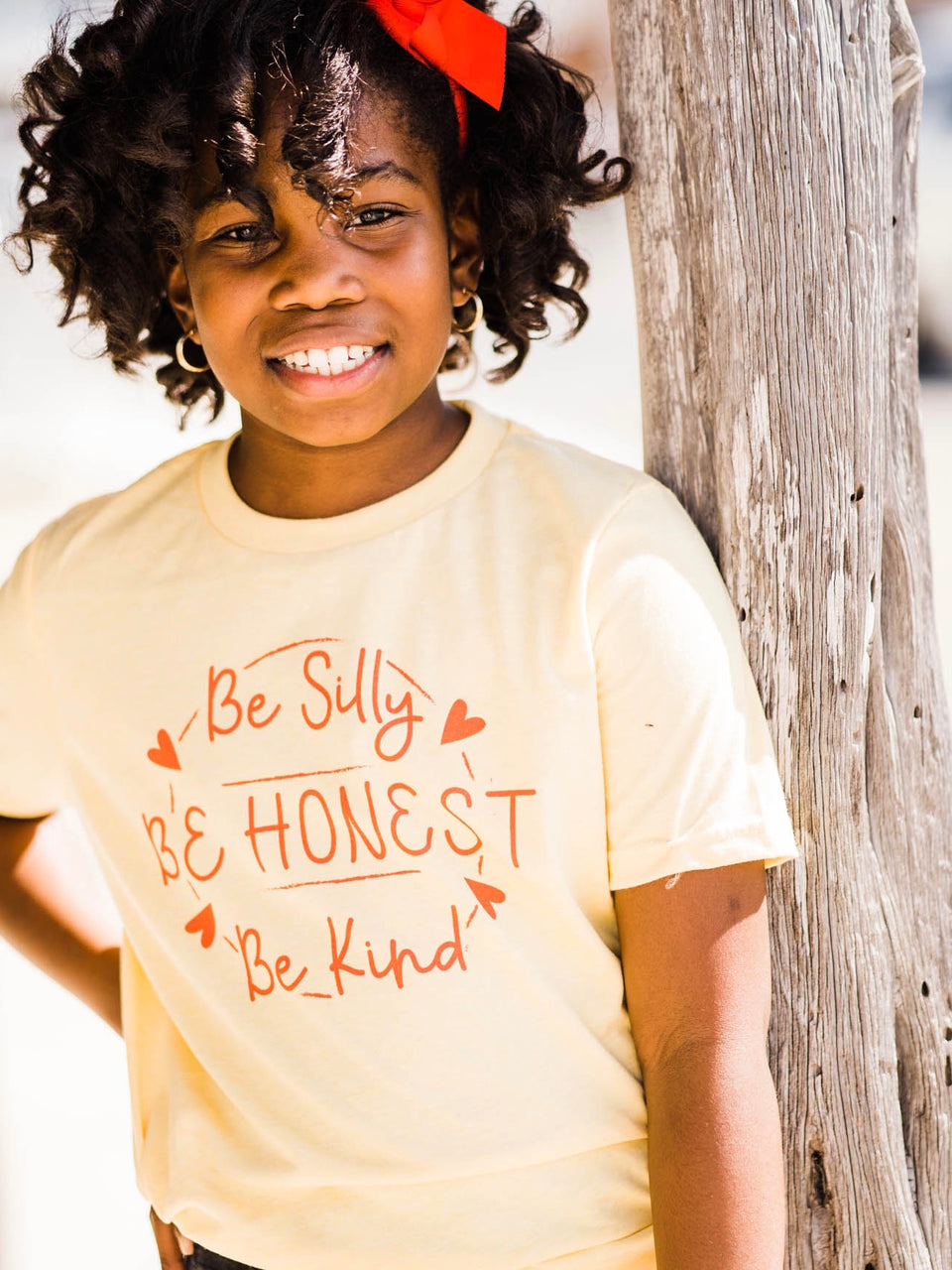 1532 Kids Be Honest Tee