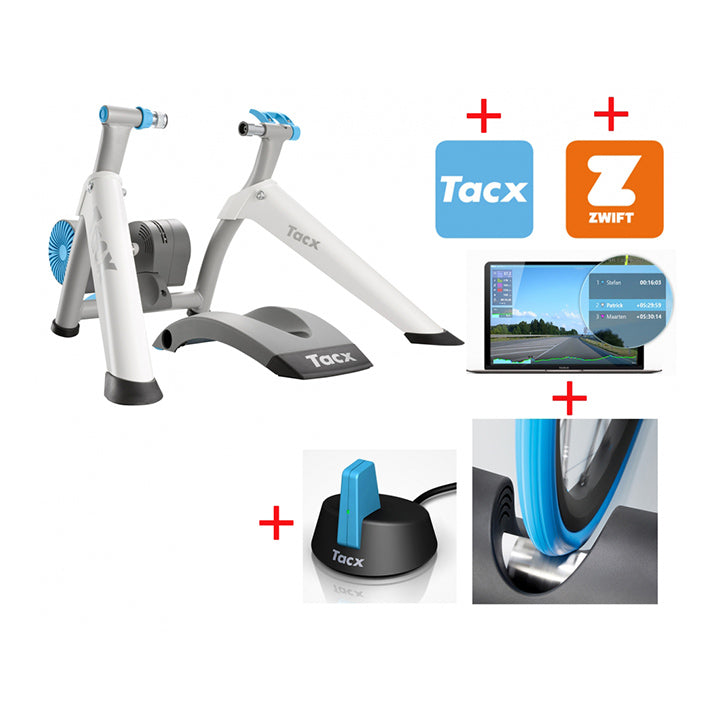 Vorteil Set: Tacx Trainer VORTEX SMART