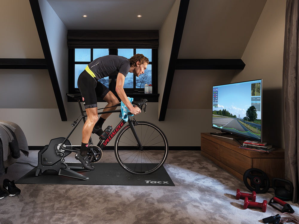 Tacx Trainer FLUX S SMART Direct-Drive (T2900S)