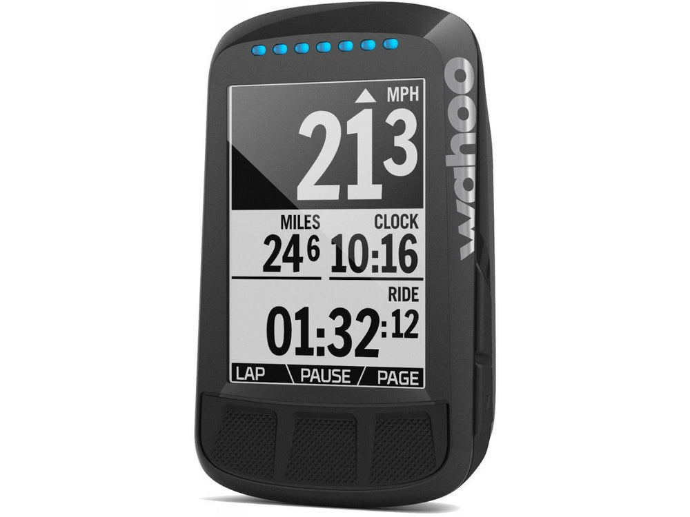 Wahoo ELEMNT Bolt GPS - Stealth Edition Bundle