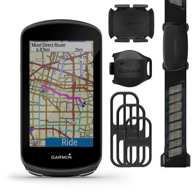 Garmin  Edge 1030 Plus Bundle - Fahrrad GPS Navigationssystem