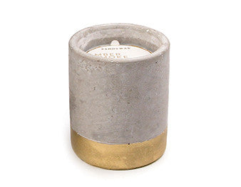 Amber and smoke urban paddywax candle - Capitola